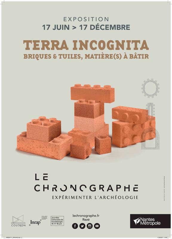 Affiche expo Terra Incognita