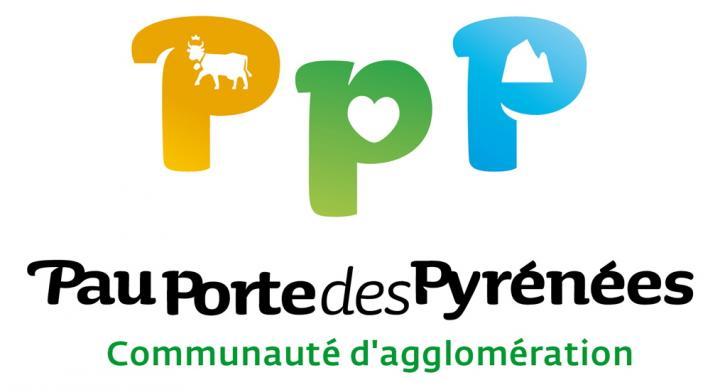Communauté d'Agglomération Pau Pyrénées logo