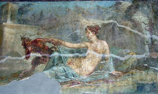 Musée archéologique de Naples/ Cyril Dumas