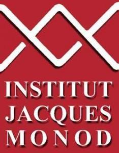 Institut Jacques Monod logo