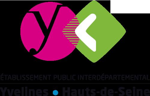 Yvelines Hauts-de-Seine logo
