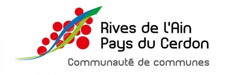 Logo Rives de l'Ain pays du Cerdon