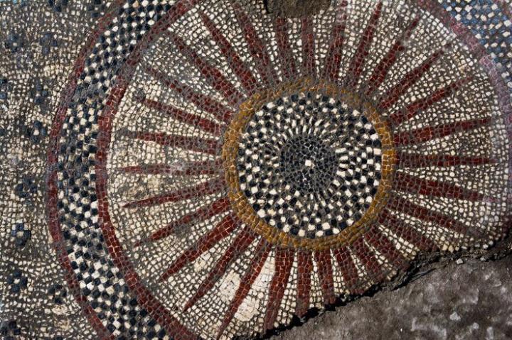 Médaillon du 1er siècle avant notre ère