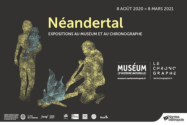 Affiche Néandertal