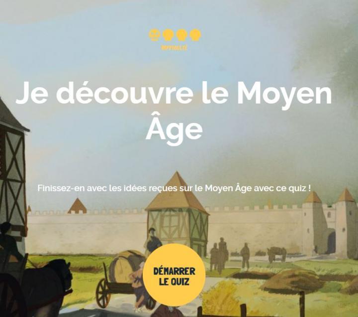 Quiz Je découvre le Moyen Âge