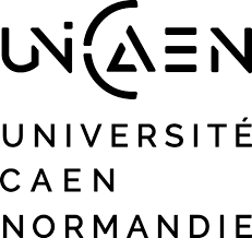 Université de Caen logo