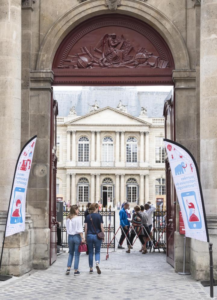 Village de l'archéologie de Paris, 2017