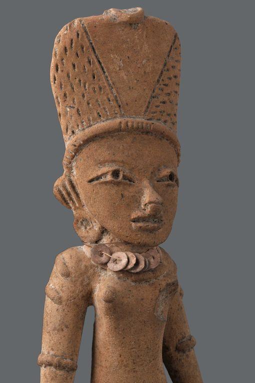 Figurine en terre cuite