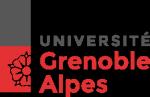 Logo Université Grenoble Alpes (UGA)