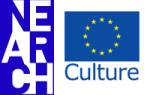 Logo NEARCH et Commission européenne