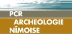 Logo PCR archéologie nîmoise