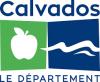 Logo Calvados département