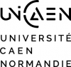 Université de Caen logo