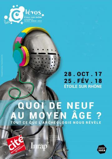 Affiche quoi de neuf Moyen Âges Clevos