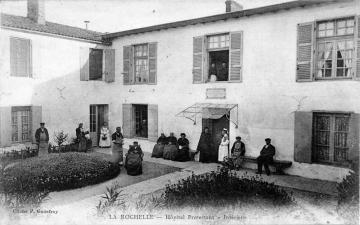 L'hôpital protestant de La Rochelle