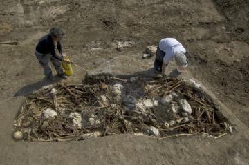 Le Mans: archéologie de la virée de Galerne
