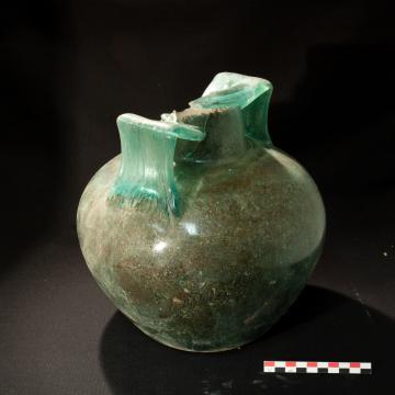Une occupation gallo-romaine en Champagne Berrichonne