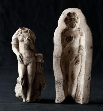 Pistillus, célèbre potier antique retrouvé à Autun