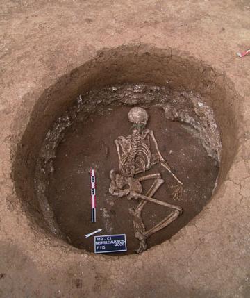 Les dépôts humains en silos au second âge du Fer : une pratique cultuelle ?