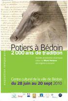 Bilan de l'exposition «Potiers à Bédoin, 2 000 ans de tradition»