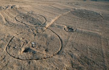 Les riches heures du village protohistorique de la Cougourlude à Lattes