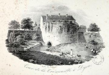 À Dijon, du Suzon à la porte Saint-Nicolas (XIVe-XVIe siècles)