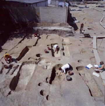 Fouilles archéologiques au centre de Bondy : des vestiges de près de 2 000 ans