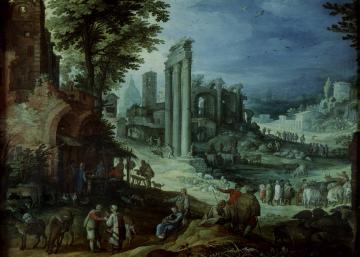 L'histoire de l'archéologie