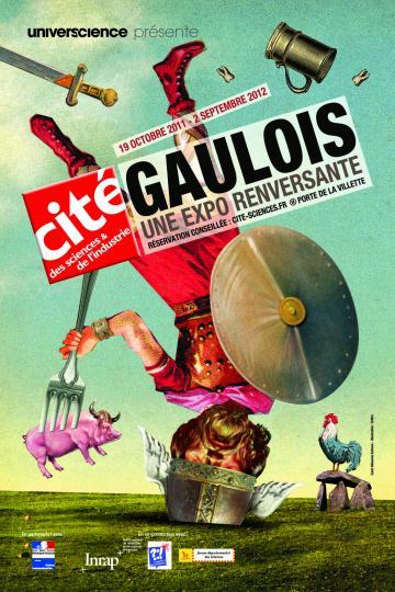 Gaulois, une exposition renversante