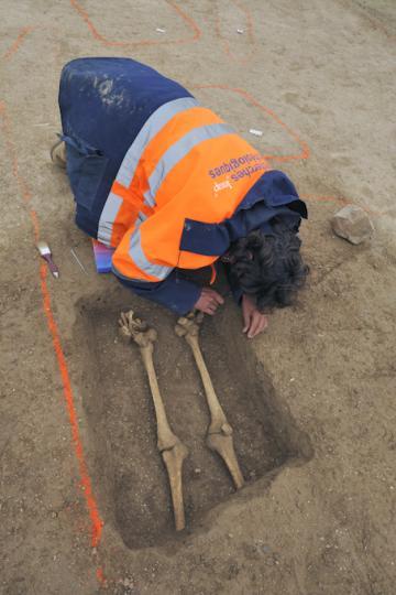 L'exposition «Profession archéologue»  présentée au ministère de la Culture et de la Communication