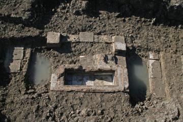 Une riche <i>villa</i> antique révélée par la fouille de la ZAC d'Ussolà Saint-Rémy-de-Provence