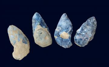 Sur les traces des premiers peuplements européens à Etricourt-Manancourt