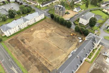 Le parc d'agrément des XVII<sup>e</sup> et XVIII<sup>e</sup> siècles de l'ancien château de Liancourt