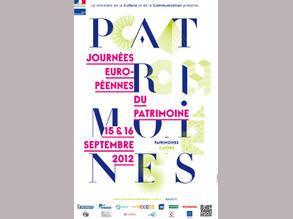 Portes ouvertes, expositions, conférences L'Inrap dans les journées européennes du patrimoine 2012