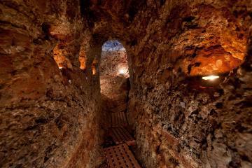 Un souterrain-refuge, témoin du Moyen Âge tourangeau?