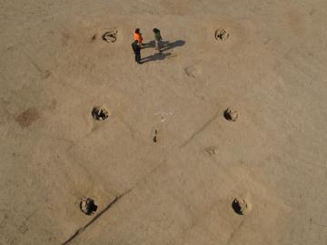 Un habitat des premiers agriculteurs de la Préhistoire mis au jour à Pléchâtel