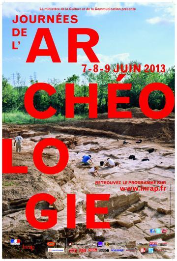 Succès des 4e Journées nationales de l'Archéologie