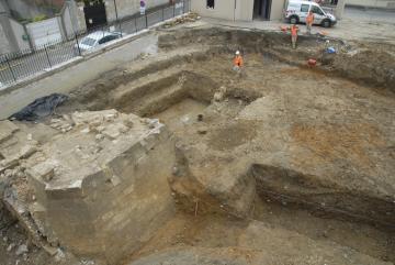 Journée portes ouvertes : sur les traces du  château médiéval de Viarmes (Val-d'Oise)