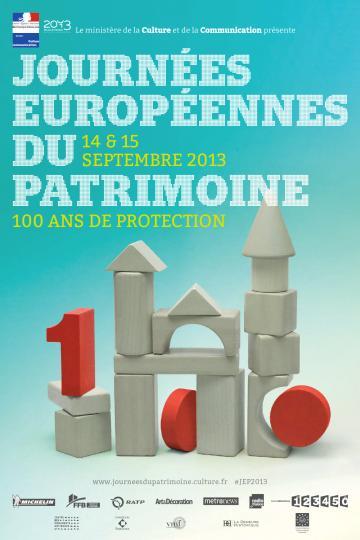 Portes ouvertes, expositions, conférences : l'Inrap dans les Journées européennes du Patrimoine 2013