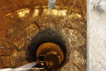 Au fond du puits, mystérieuse découverte à Entrains-sur-Nohain