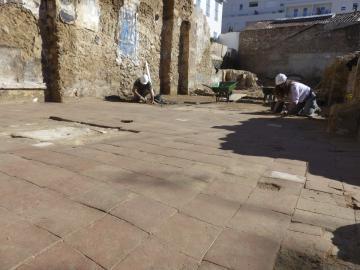 Fouille de la chapelle de la Capelette à Marseille : les archéologues de l'Inrap explorent à présent le sous-sol
