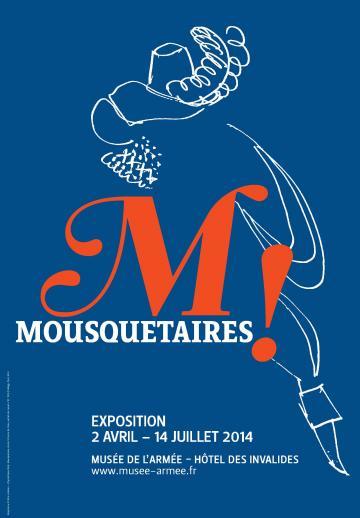 Archéologie des Mousquetaires!  Exposition au musée de l'Armée - Invalides du 2 avril au 14 juillet 2014