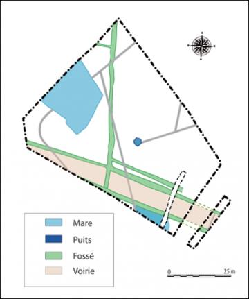 Le Buisson Ribeau, Lac VIII