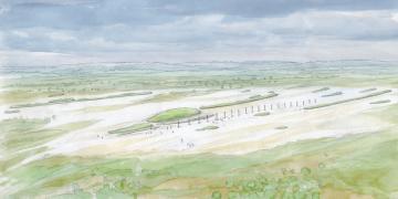 Une nécropole du Néolithique moyen à Fleury-sur-Orne
