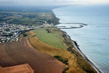De la fin de l'indépendance à la romanisation : les fouilles du Mont Castel à Port-en-Bessin