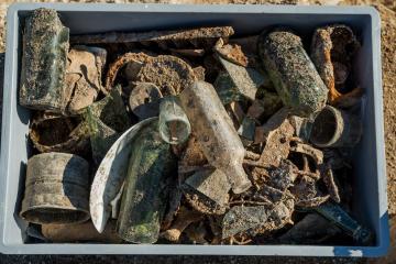 Archéologie de la vie quotidienne pendant la Grande Guerre : un camp allemand