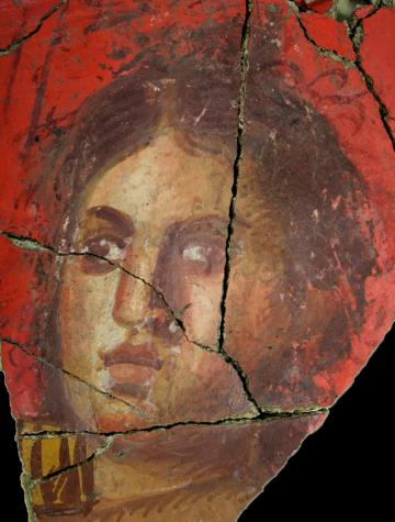 Des fresques romaines uniques en France découvertes à Arles