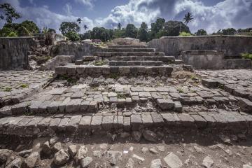 Une habitation sucrière du milieu du XVII<sup>e</sup> siècle au début du XX<sup>e</sup> siècle en Guadeloupe