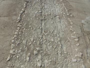 Découvertes archéologiques à Graveson (Bouches-du-Rhône) : la voie romaine d'Agrippa et ses abords