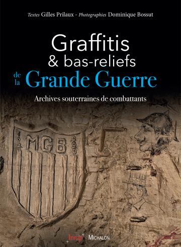 Graffitis & bas-reliefs de la Grande Guerre, couverture